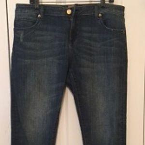 KUT From the Kloth Katy Boyfriend Jeans